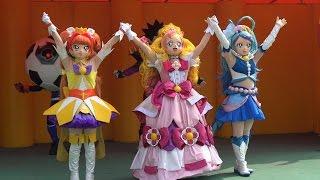 Repeat youtube video Go! プリンセスプリキュア ショー 第2話 Go princess precure show 動画 2015/03/21