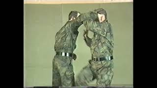 Энциклопедия боевого самбо 1997 Фильм 1й Волостных Жуков Тихонов Приемы боевого самбо