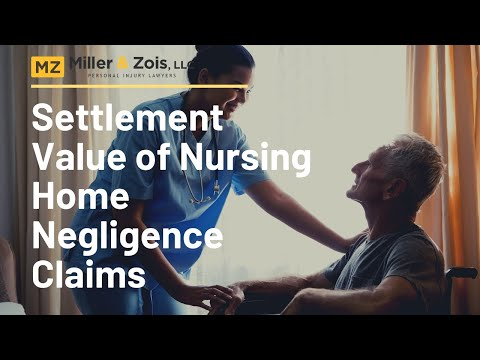 Settlement Value Of Maryland Nursing Home Negligence Cases
