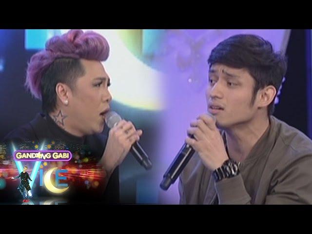 "GGV:  Vice responds to Michael's ""Hanggang Kailan"""