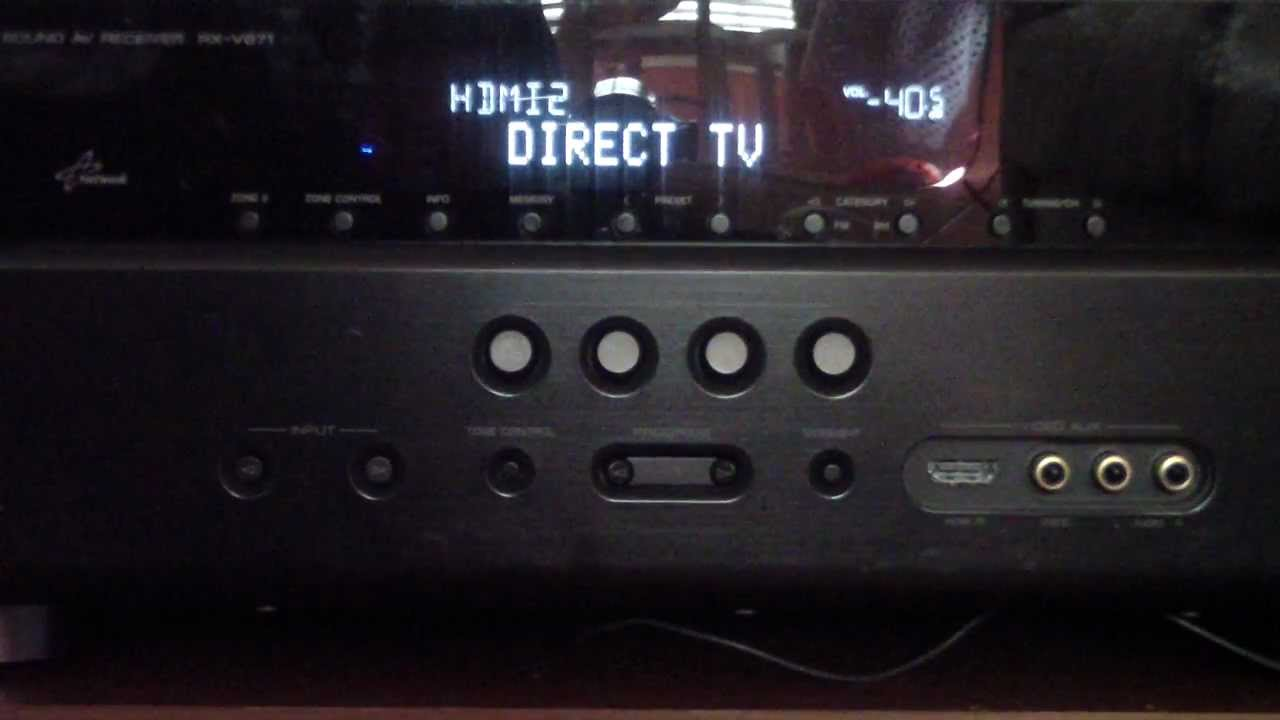 Samsung Tv Yamaha Receiver Arc