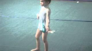 Художественная гимнастика Маркова Алина 4 года 2006 г.р.