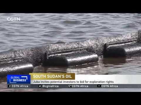 Juba invites potential investors to bid for oil exploration rights