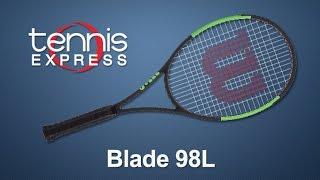 Wilson Blade 98L Tennis Racquet Review | Tennis Express