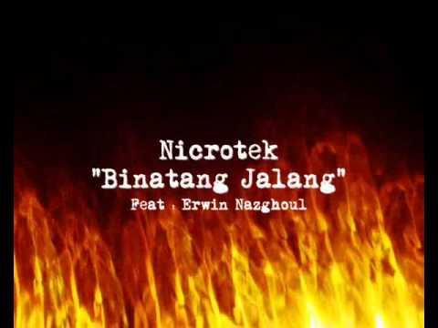 Nicrotek - Binatang Jalang (Feat. Erwin Nazghoul)