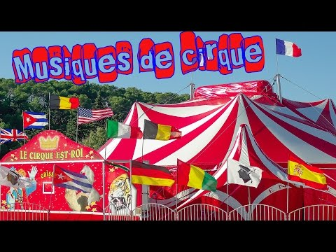 🎪 Circus music / clown music 🎈