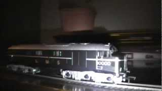 Dapol LMS diesels 10000 and 10001