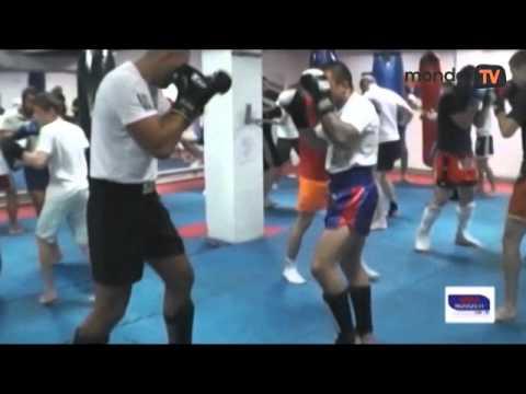 MMA borac Dušan Džakić - intervju za Mondo TV