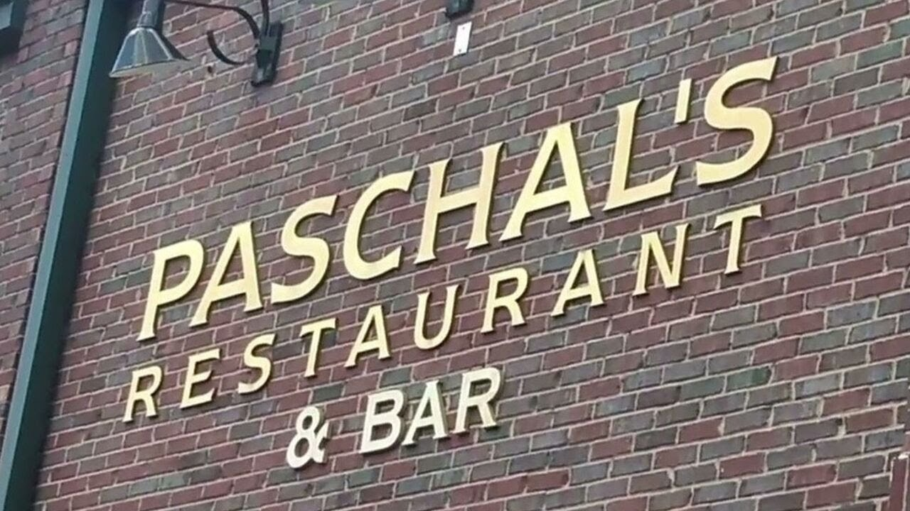 Paschal's Restaurant Part 2