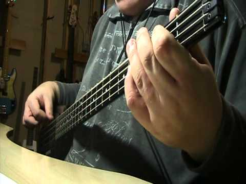 Boston Rock And Roll Band Bass Cover