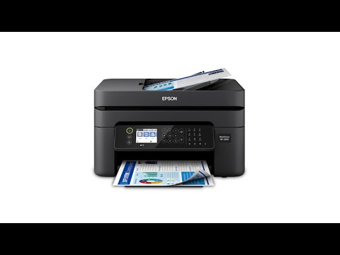 EPSON WF 2850 Unboxing, Setup & Review - Best Printer For Students 2020