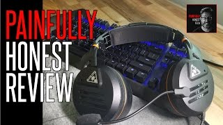turtle Beach Elite PRO Headset!  Review