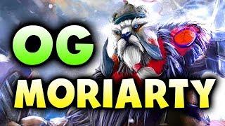 OG vs Moriarty - Rematch! - EU MDL Changsha MAJOR DOTA 2