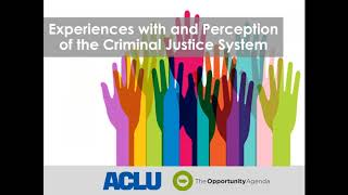 Californians on Criminal Justice: New Research and Findings