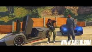 GTA V: TYGA - 100s ft. Chief Keef, AE