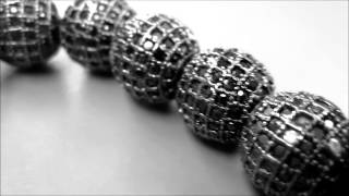 Shamballa Disco Ball CZ Embellished Chains on Sale $199.99! Thumbnail