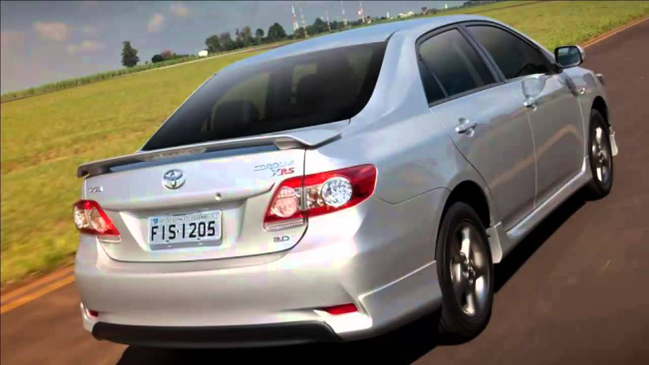 2012 toyota corolla xrs aut 2 0 hd youtube. Black Bedroom Furniture Sets. Home Design Ideas