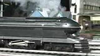 mth premier prr s1 duplex 6 4 4 6 o gauge steam locomotive