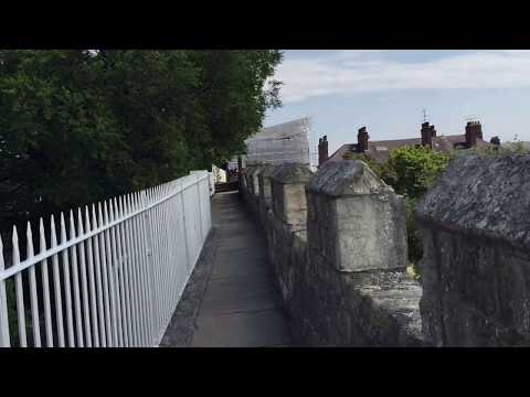 England Trip 2017: York, City Walls, Houseteads Roman Fort, Hadrian's Wall