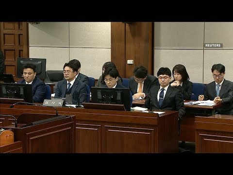 South Korea court hands 24-year jail term to ex-president Park, found guilty of bribery