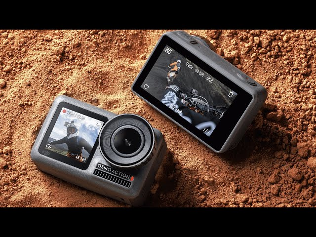 Gunning For GoPro: DJI Launches Osmo Action Camera - DRONELIFE