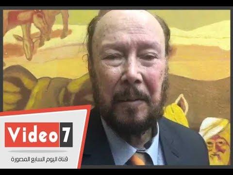 الفنان محمد هارون يتحدث عن جدارية النبى نوح  - نشر قبل 22 ساعة