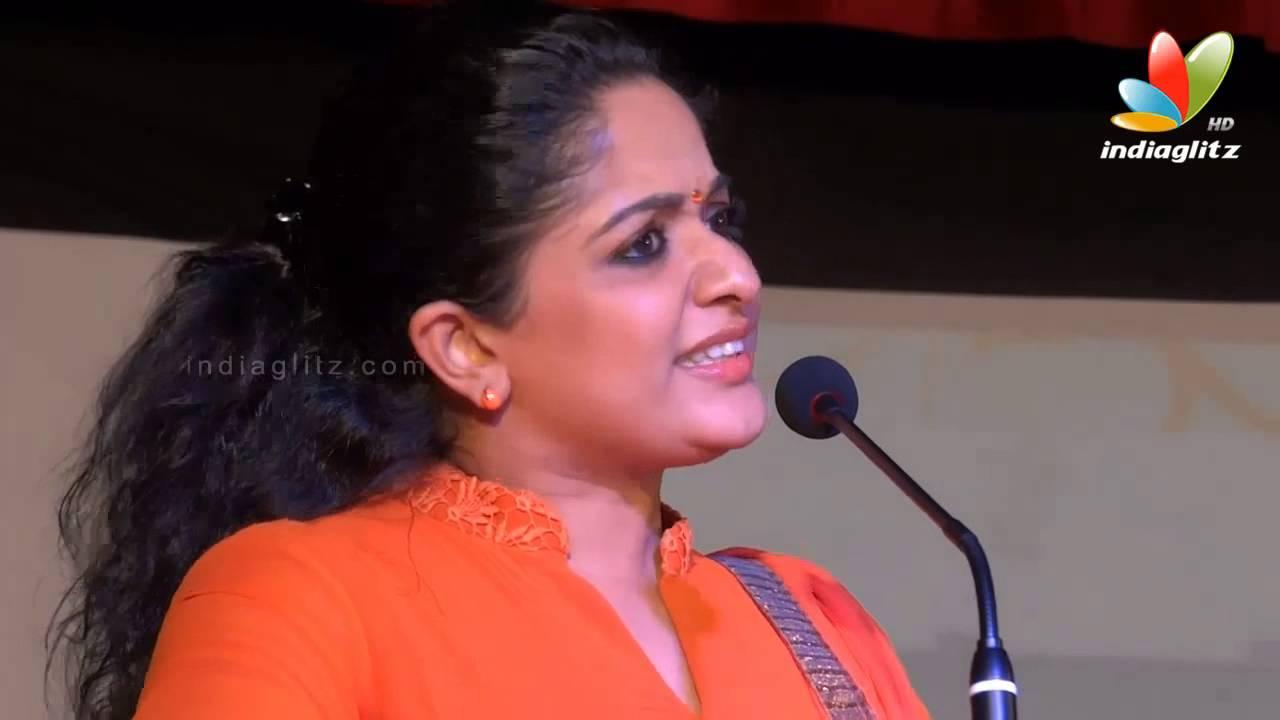 Kavya Madhavan Funny Speech About Her Past I Sarayu Book