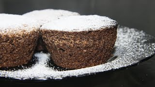 Гречневые кексы. Простой рецепт
