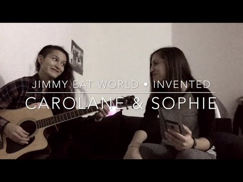 JIMMY EAT WORLD - Invented // Acoustic cover mp3