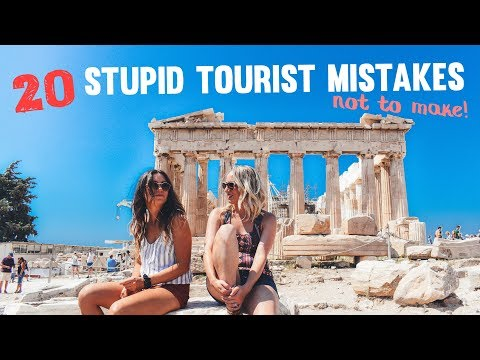 Download Youtube: 20 Stupid TOURIST MISTAKES not to make