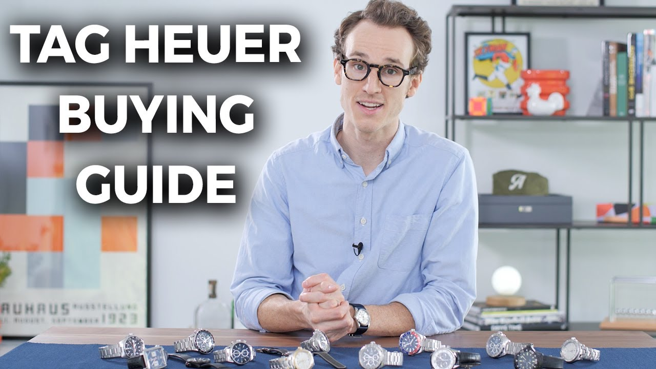 TAG Heuer Buying Guide | Crown & Caliber