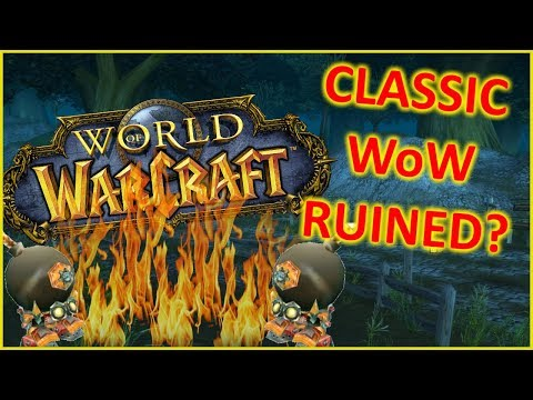 What if Blizzard RUINS Classic WoW?