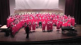 Balleilakka - Austin High School Concert Choir (A.R. Rahman)