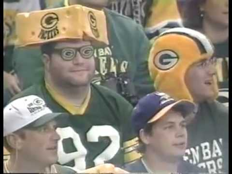 1996 Week 4 Green Bay Packers @ Minnesota Vikings