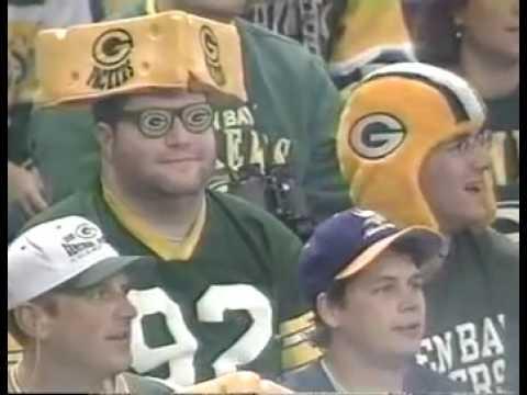 1996 Week 4 Green Bay Packers @ Minnesota Vikings