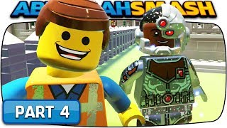 The LEGO Movie 2 Videogame - Part 4: Harmony City!