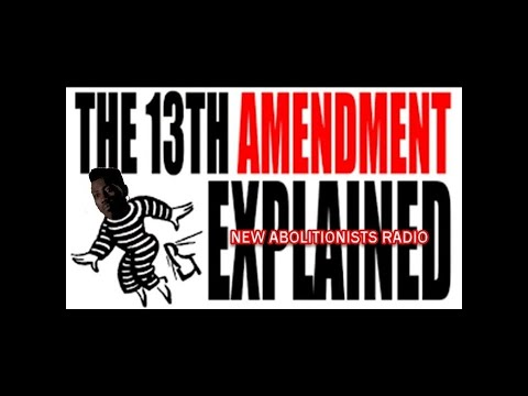 New Abolitionists Radio: Slavery Abolitionism Is Not Going Away Until Legalized Slavery Is Abolished