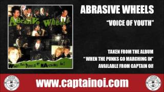 Watch Abrasive Wheels Voice Of Youth video