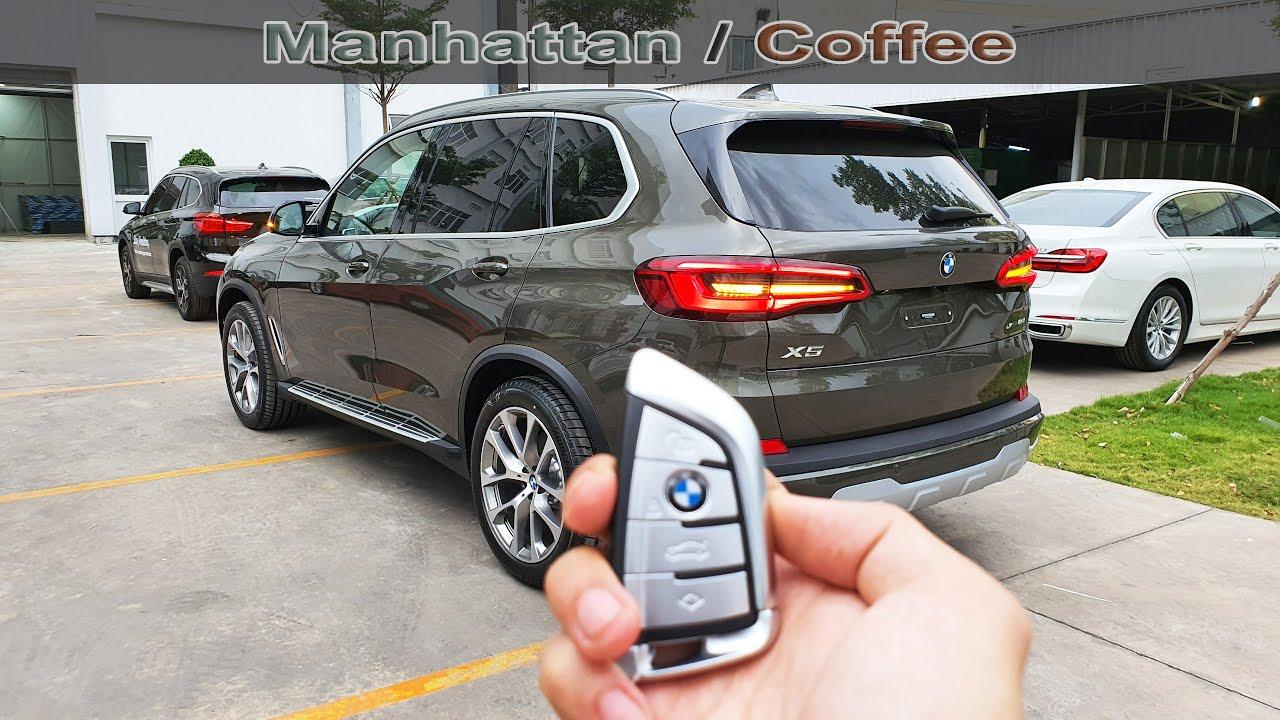 Đánh giá BMW X5 xLine Plus 2020 Manhattan / Coffee: Những nâng cấp đáng giá