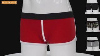 Plus size underwear camouflage color print customize BXR0233