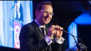 Mazel Tov to AJWS's new President and CEO, Robert Bank!