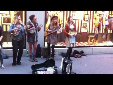 Rainbow Girls cover Devil Makes Three -- Do Wrong Right
