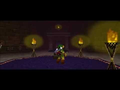 Guia The Legend Of Zelda Ocarina Of Time pt55 Flechas De Luz Videos De Viajes