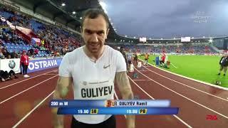 Ramil Guliyev Berlin 2018 Promo