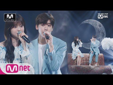 [YOON SAN-HA & JI SUYEON - A Whole New World(Aladdin OST)] Studio M Stage | M COUNTDOWN 190627 E