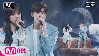 [YOON SAN-HA & JI SUYEON - A Whole New World(Aladdin OST)] Studio M Stage | M COUNTDOWN 190627 E