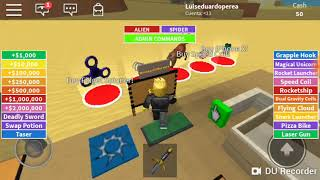 Los teletraportamos a un juego de construir casas