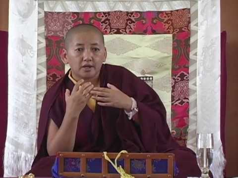 Jetsun Khandro Rinpoche teaches on Nagarjuna text 1/6