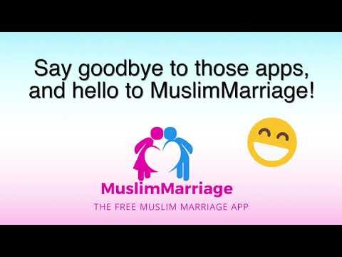 Single Muslim & Arab dating & Marriage App MuslimMarriage - YouTube