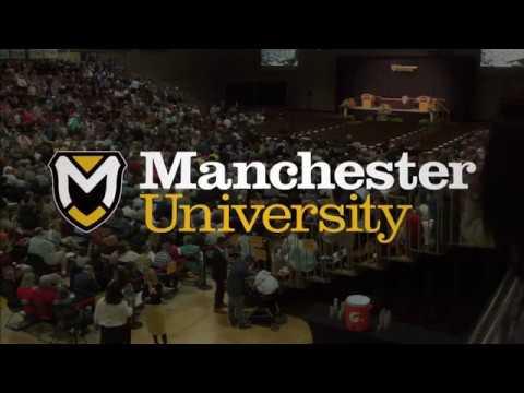 Manchester University Undergraduate Commencement 2017